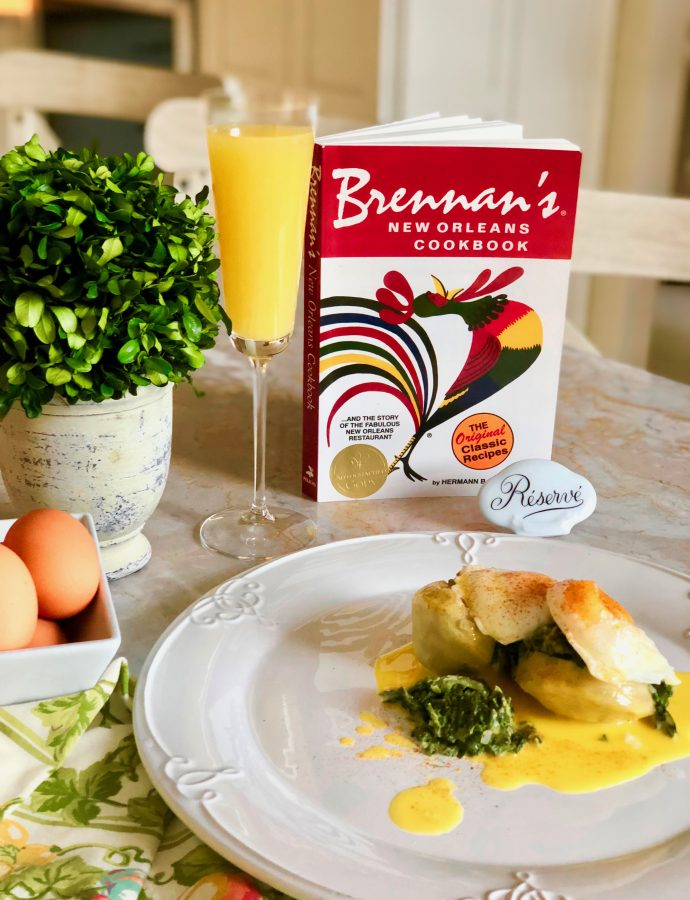 My Favorite New Orleans Recipe From Brennan's