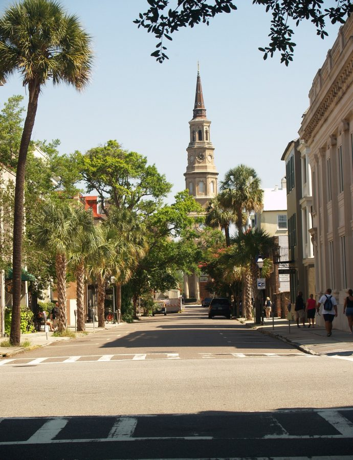 Charleston, South Carolina…The Holy City and My Kind of Town!