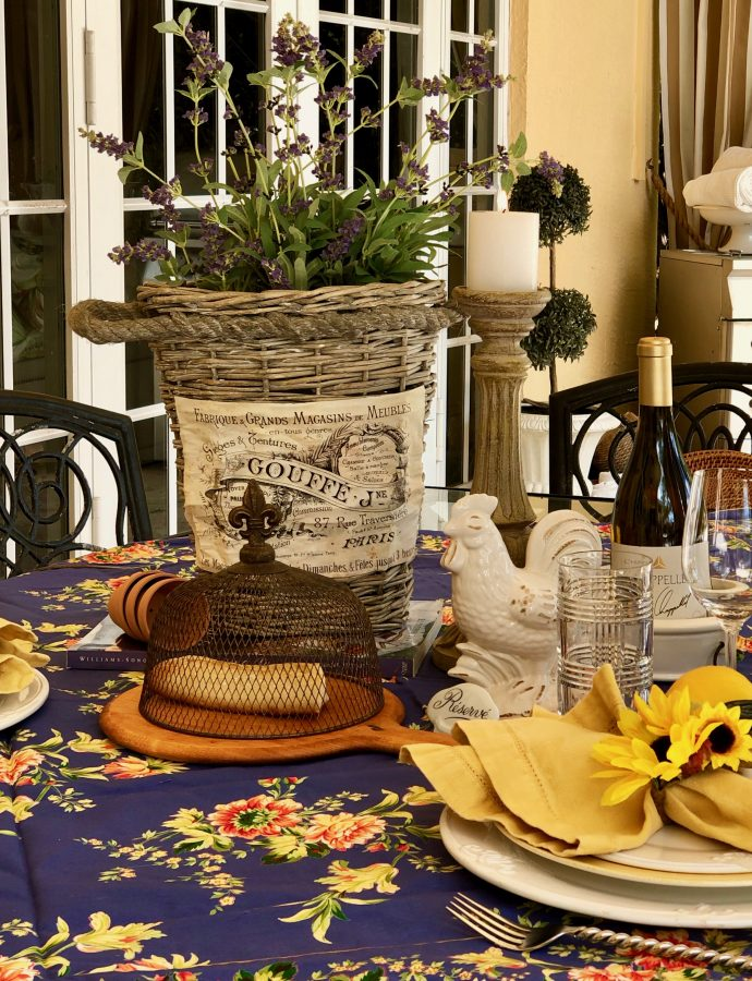 Tantalizing Tablescapes At Luxe du Jour