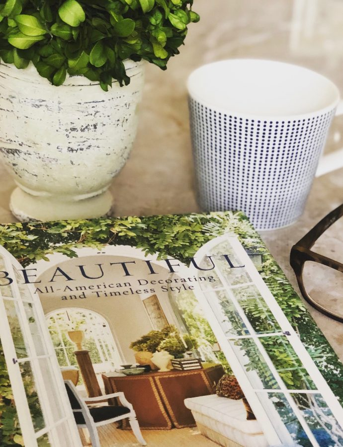 Fabulous New Design Book – Mark D. Sikes – Beautiful All American Decorating And Timeless Style