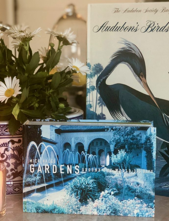 More On My Obsession With Books – Audubon's Birds of America And Gardens Around The World Are Two Of My Favorites!