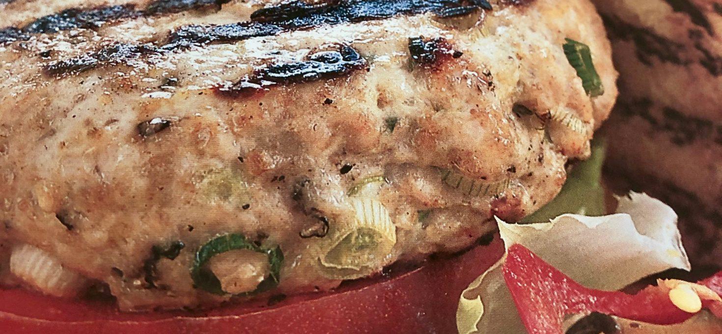 It's Tasty Tuesday – Martha Stewart's Favorite Turkey Burger