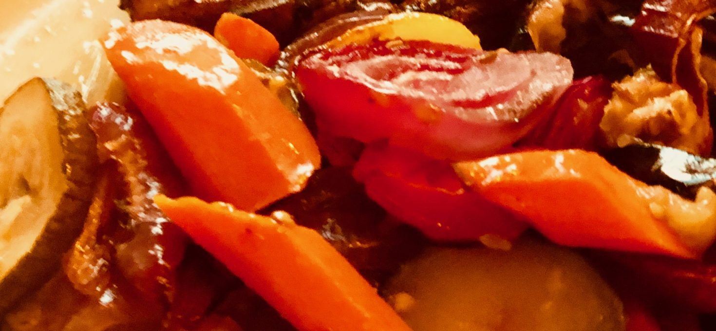 It's Tasty Tuesday Featuring Mediterranean Vegetable Salad