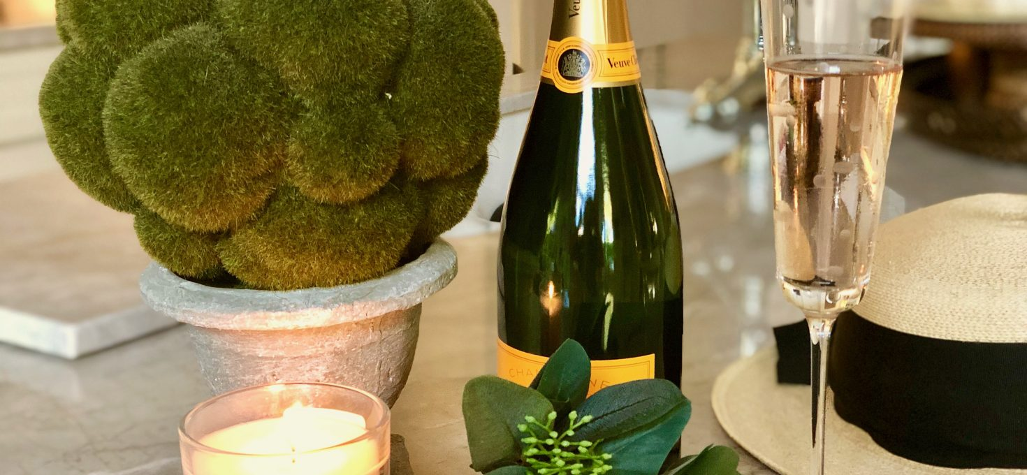 It's Thirsty Thursday — Time For A Swanky Champagne Cocktail