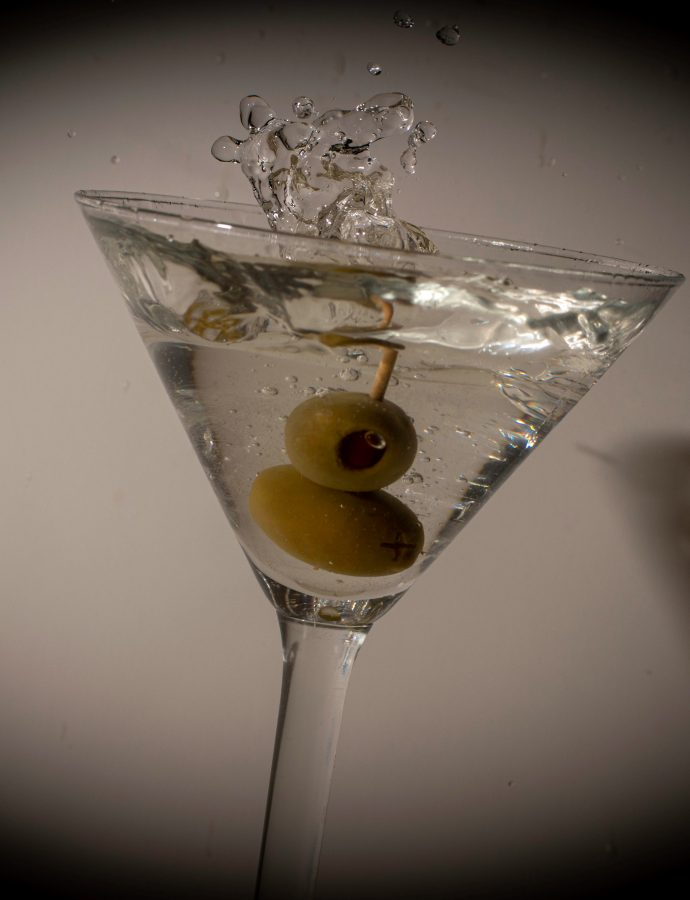 Thirsty Thursday Featuring the PERFECT Martini 3 Ways