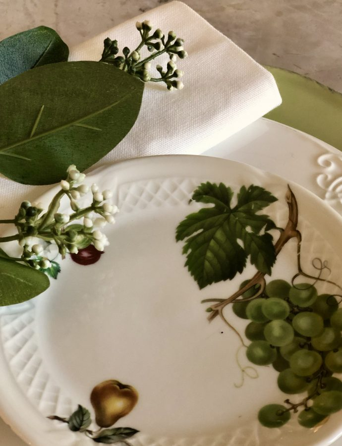Table Setting Tuesday — Featuring Four Different Winter Themes