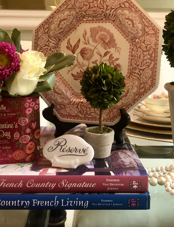"A Perfect ""Match"" – Mix And Match Valentine's Day Table Setting"