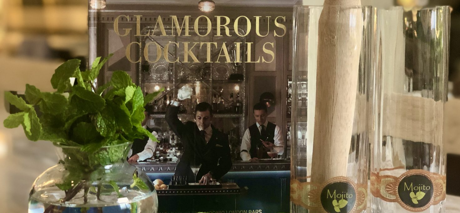 It's Thirsty Thursday – Mojitos From Beaufort Bar At The Savoy