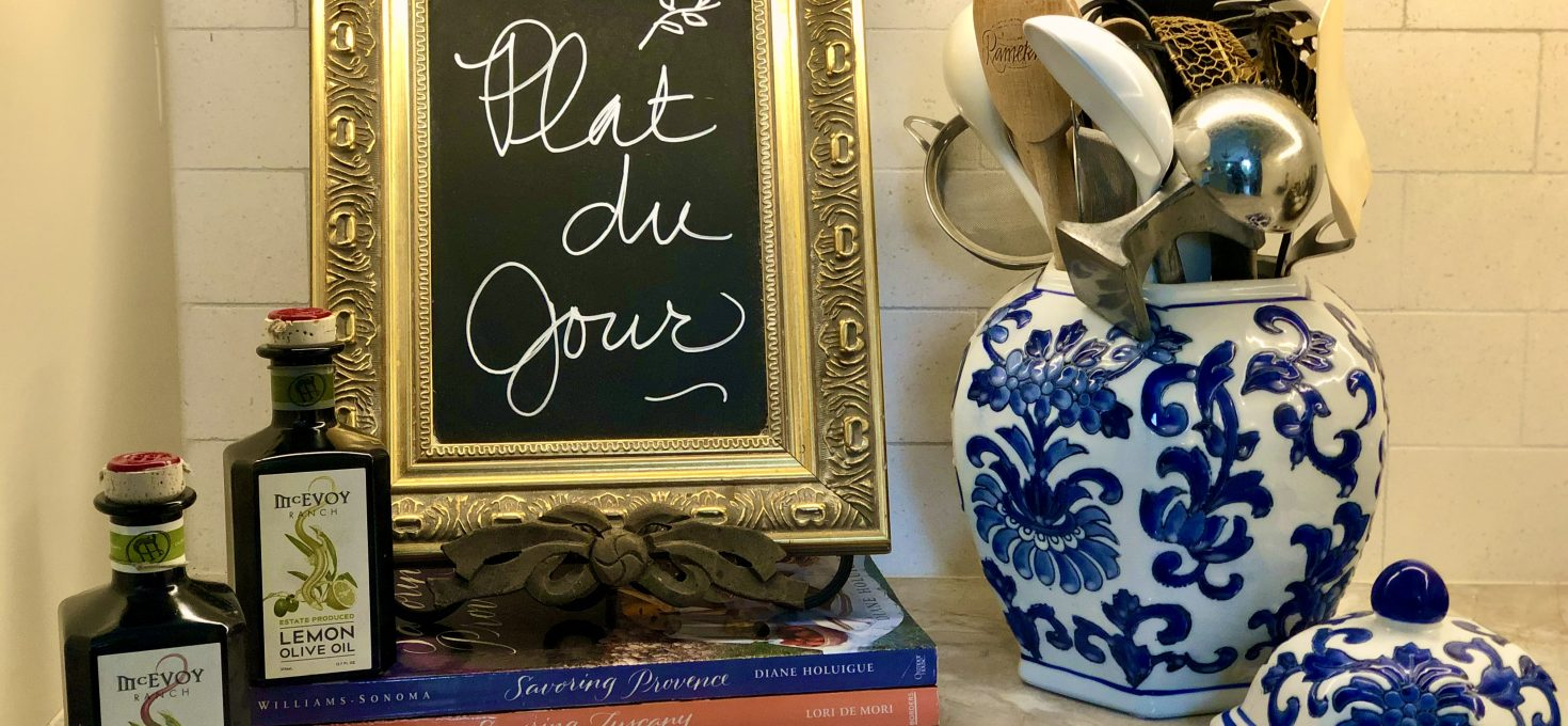 Plat du Jour – A Menu Plan For Everyday