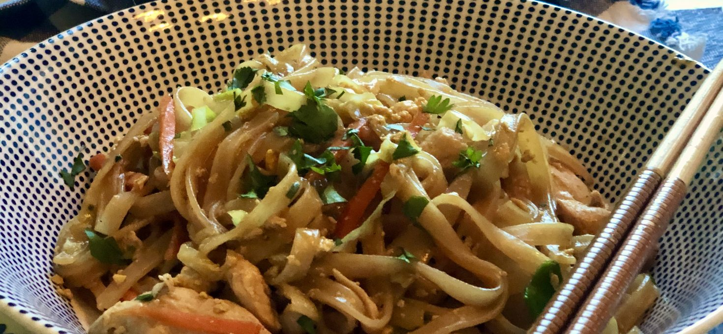 It's Tasty Tuesday – Featuring A Yummy Thai Noodle Recipe