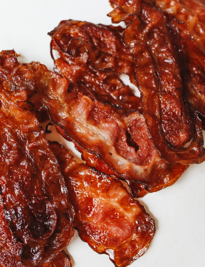 It's Almost Friendly Friday – Featured Recipes From Friends – Laurie's Candied Bacon Appetizer