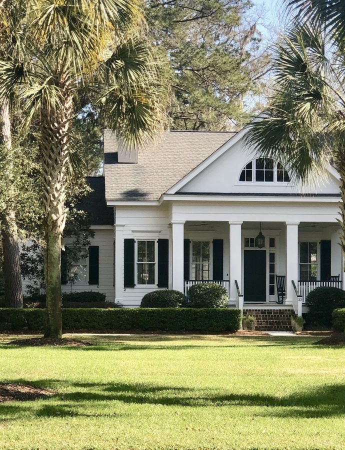 Out And About Again – Habersham, South Carolina – A Beautiful Coastal Town