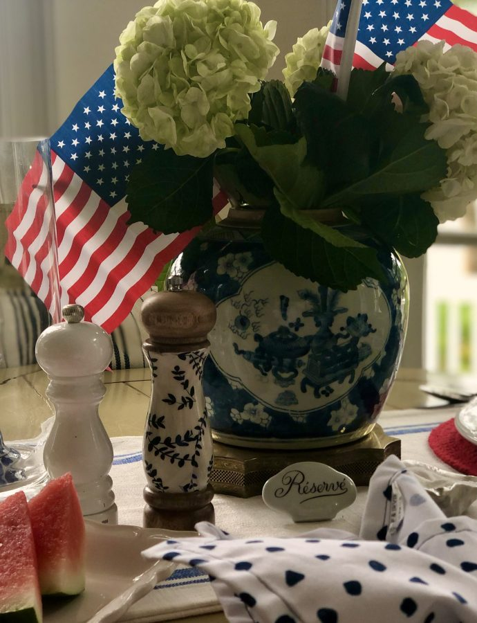 Fourth Of July – Celebrating the USA