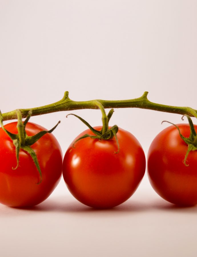 Tomato Tomahto – You Decide – Either Way There Is Nothing Like Vine Ripened Tomatoes