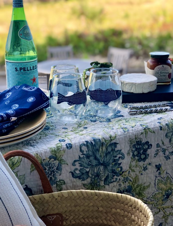 Whew! Guests In The House – Picnics On The Beach – AND Exploring The Area