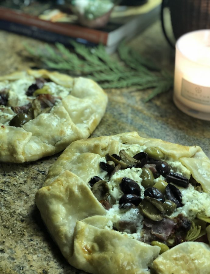 It's Like A Trip To The Mediterranean – Featuring A Delicious Galette